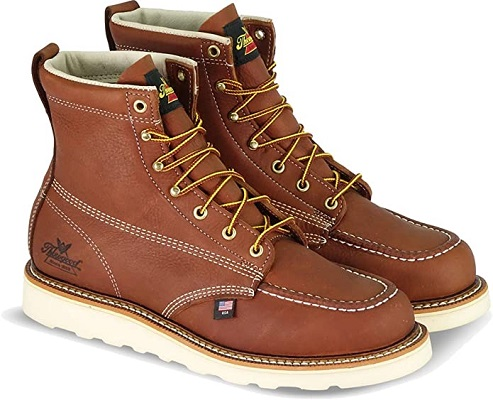Best Breathable Work Boots For Sweaty Feet