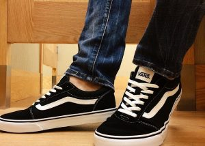 are vans non slip
